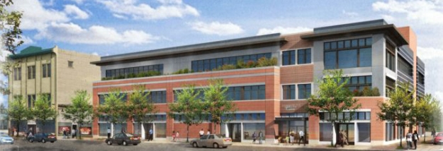 Rendering of Future Hilltop Community Health Care Clinic